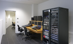Mesa de postproducción
